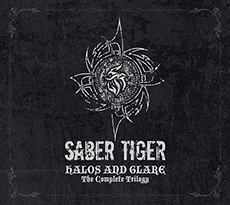 SABER TIGER / HALOS AND GLARE - The Complete Trilogy